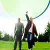 the mcroxoring jingle jangle: Psych: Shawn/Gus - Bender fist pump