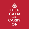 [stock] keep calm and carry on