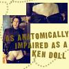 Metatron - Ken Doll