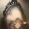 kika-k: Specchio con volto