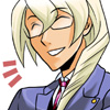 Kristoph is smiley