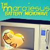 andi: [❤] MARGJESUS BATTERY POWERED MICROWAVE