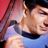 Jaxie: playful spock