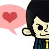 lupin iii. lupin. he's stole'd my heart.