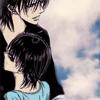SkipBeat!: Ren holds Kyoko tightly.