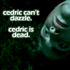 Cedric Can't Dazzle