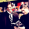 sam and dean comic