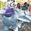 Shannon and Jerrod - Disneyland Dumbo