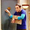 Chrissy: BBT: Sheldon knocking