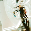 Anya: trek → attacked by romulans