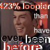 loopy spock