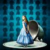 Alice - teacup