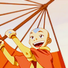 zamn zaddy: Aang - Happy Mask