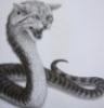 Анархо-сионистская стихийная человекошка: кошкозмея