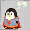 Emmelfish: penguin