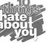 """10 Things I Hate About You"" community"