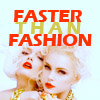 Joe. The Awesome.: model | lily and stam faster than fashio