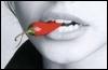 губы с перцем