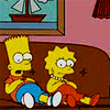 Bart&Lisa: couch