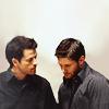 Hide-fan: [SPN] Misha & Jen