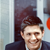 Hide-fan: [SPN] Dean smiling