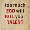 The Perfect Enemy: Ego