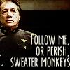 madelineanne: Adama - Sweater Monkeys