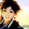 lookoutsunshine: smile - Sora