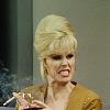 Patsy Smoking