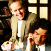 Numb3rs: Larry/Charlie