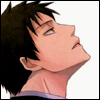 Doumeki Shizuka: is it raining?