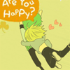 glomp [OP]; Are you happy? =D