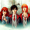 Movie--HP--Fanart Trio