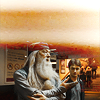 Movie--HP--Harry/Dumbledore