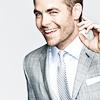 Actors--Chris Pine--Laugh