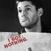 [spn] Dean - I got Nothing