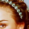 Liz: Padmé - Blue Headband