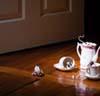 tea and door