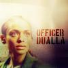 officer dualla