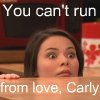 Carly/Shelby, Sharly, Don't Run From Love, Hiding