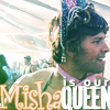 Neblinosa: Misha Collins // Our Queen