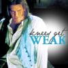 Deb: Angel Knees Get Weak