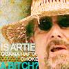 Deb: W13 Artie - Choke a Bitch?