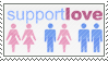 support love!