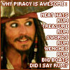 Piracy is Awesome