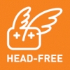 head-free logo