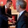 Obama -- Fist Bump