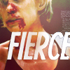 Becka: kara is fierce