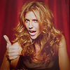 Becka: tricia helfer approves this message.