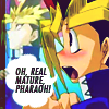 Ellen: Real Mature Pharaoh! (YGO)